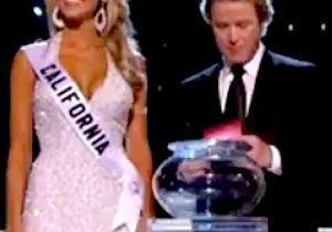 USA : Miss California fait scandale