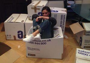 Victoria Beckham fait don de ses vêtements à la Croix-Rouge