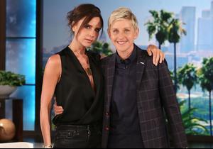 Victoria Beckham : « Harper est un garçon manqué »