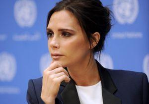 La nouvelle mission de Victoria Beckham : ambassadrice de l'ONUSIDA