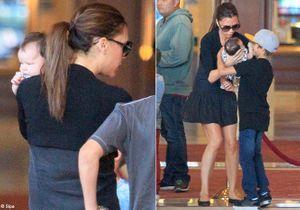 Victoria Beckham : première sortie avec baby Harper !