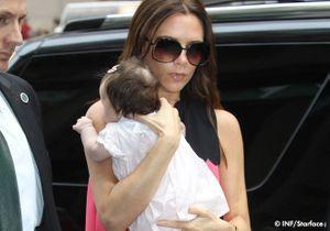 Victoria Beckham profite de la Fashion Week avec sa fille