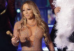 Vidéo : pour se venger de son ex, Mariah Carey brûle sa robe de mariée !