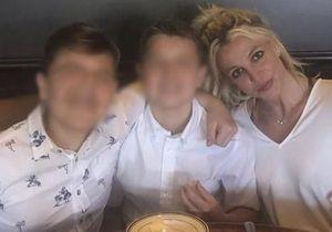 Vous n'en reviendrez pas : les fils de Britney Spears ont bien grandi !