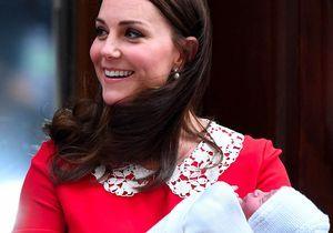 Vous ne devinerez jamais le « métier » officiel de Kate Middleton, selon l'acte de naissance du prince Louis