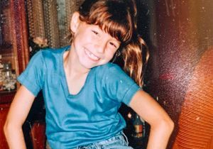 Vous ne reconnaîtrez jamais cette star française quand elle avait 10 ans