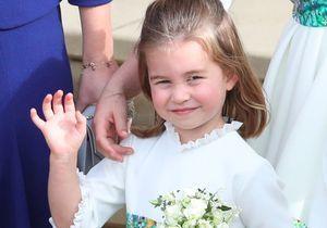 Vous ne résisterez pas à cette photo de la princesse Charlotte, le clown de la famille royale !