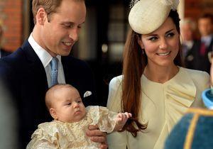 Will et Kate: George a fait ses premiers pas quand ils n'étaient pas là!