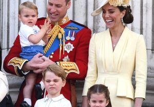 Will et Kate : George, Charlotte et Louis vont vous faire fondre sur leur carte de vœux !