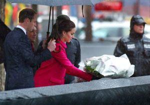 Will et Kate rendent hommage aux victimes du 11-Septembre