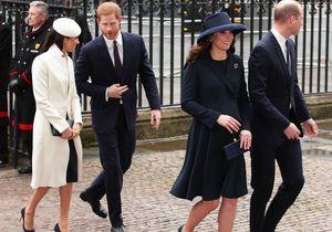 Will, Kate, Meghan et Harry : les quatre fantastiques réunis avec la reine et un One Direction !