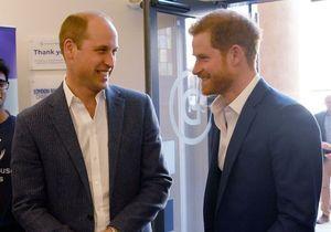 William et Harry : les tensions s'apaisent entre les deux frères