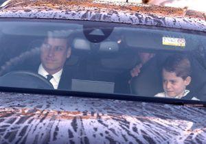 William et le prince George : cette photo qui pose problème