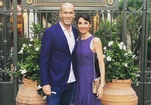 Zidane en couple avec Véronique depuis vingt-huit ans : sa déclaration d'amour à sa femme