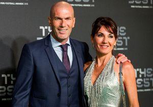 Zinedine Zidane et sa femme Véronique : leurs drôles de photos à Londres