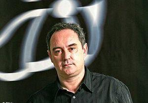 Une journée avec Ferran Adriàn