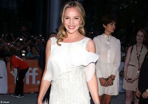 Le look du jour : Abbie Cornish