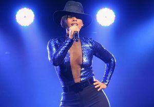 Le look du jour : Alicia Keys sexy en concert à Monaco