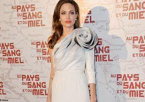 Le look du jour: Angelina Jolie