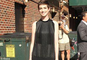 Le look du jour: Anne Hathaway