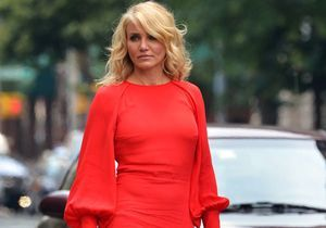 Le look du jour : Cameron Diaz sur le tournage de « The Other Woman »