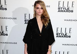Le look du jour: Cara Delevingne aux ELLE Style Awards