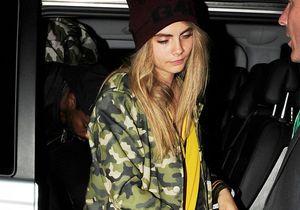 Le look du jour: Cara Delevingne snobe la Fashion Week!