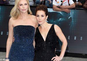 Le look du jour: Charlize Theron et Noomi Rapace