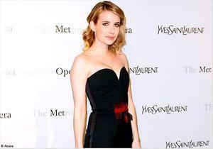 Le look du jour : Emma Roberts