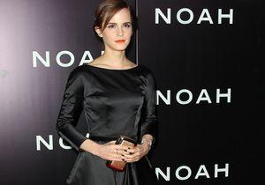 Le look du jour: Emma Watson à l'avant-première de «Noé»