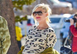 Le look du jour : Gwen Stefani, enceinte et à la neige !