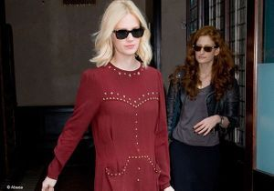 Le look du jour : January Jones