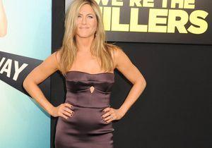 Le look du jour : Jennifer Aniston… enfin mariée ?