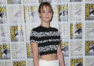 Le look du jour : Jennifer Lawrence sexy pour présenter « Hunger Games : l'embrasement »