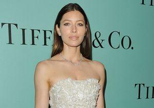 Le look du jour : Jessica Biel à la soirée Tiffany & Co à Paris