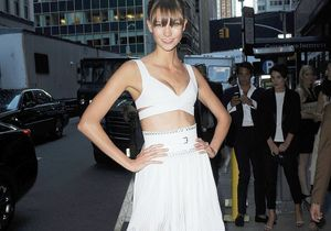 Le look du jour : Karlie Kloss à la Fashion Week de New York