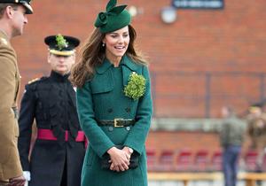 Le look du jour: Kate Middleton prouve qu'elle n'est pas enceinte !