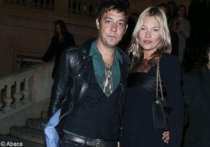 Le look du jour : Kate Moss et Jamie Hince