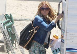 Le look du jour : Kristen Bell sur le tournage de Veronica Mars
