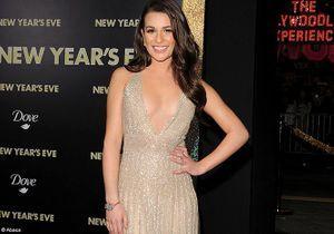Le look du jour: Lea Michele