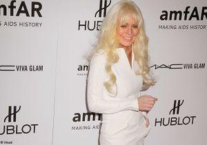 Le look du jour: Lindsay Lohan