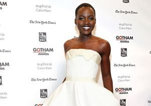 Le look du jour : Lupita Nyong'o, l'actrice qui monte à Hollywood