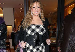 Le look du jour: Mariah Carey