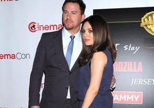 Le look du jour: Mila Kunis, une grossesse sur tapis rouge!