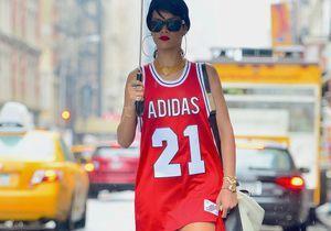 Le look du jour: Rihanna sous son «Umbrella»