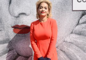 Le look du jour : Rita Ora