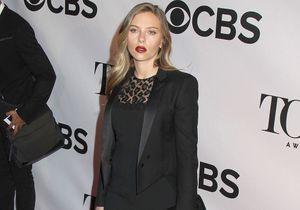 Le look du jour: Scarlett Johansson