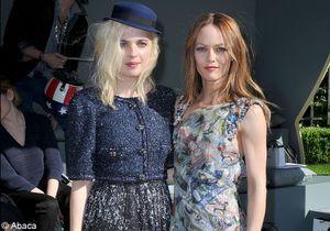 Le look du jour: Vanessa Paradis et Cécile Cassel