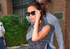 Le look du jour : Victoria Beckham en robe Victoria Beckham