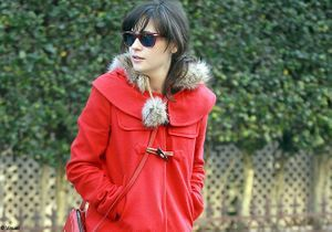 Le look du jour : Zooey Deschanel